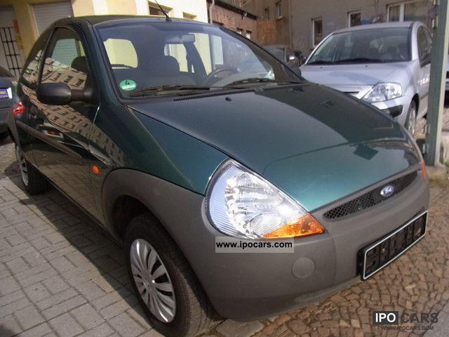 2000 Ford  Ka, power orig. 81TKm HU / AU new Small Car Used vehicle photo