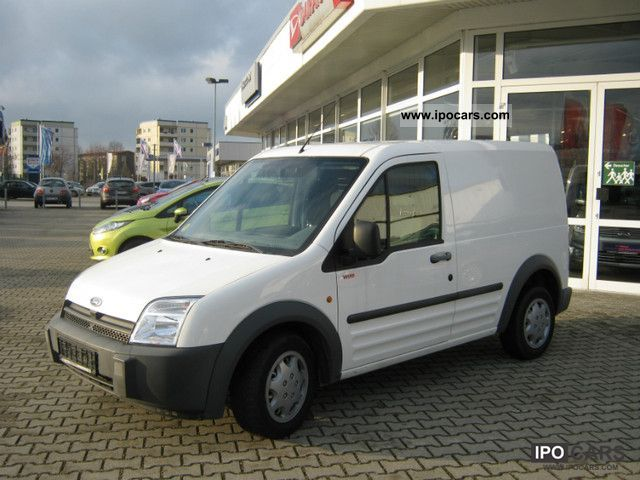 2006 Ford Transit Connect With Winter Tires Car Photo And Specs