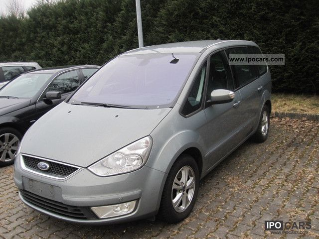 2008 Ford  Galaxy 1.8 TDCi NAVI / PDC Vo + Hi / TOP CONDITION Van / Minibus Used vehicle photo