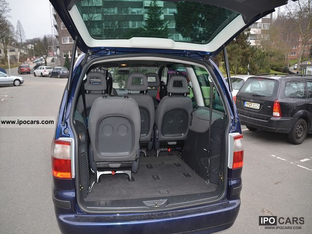 2003 Ford Galaxy Tdi Car Photo And Specs