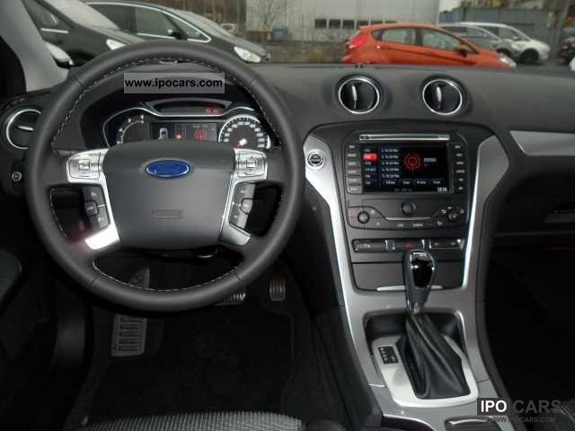2011 Ford Mondeo Titanium 2 0 Tdci Automatic Car Photo