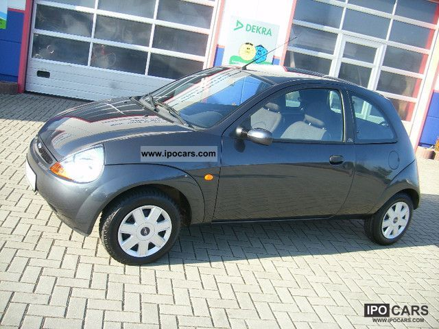 2008 Ford  Ka Royal Air conditioning Small Car Used vehicle photo