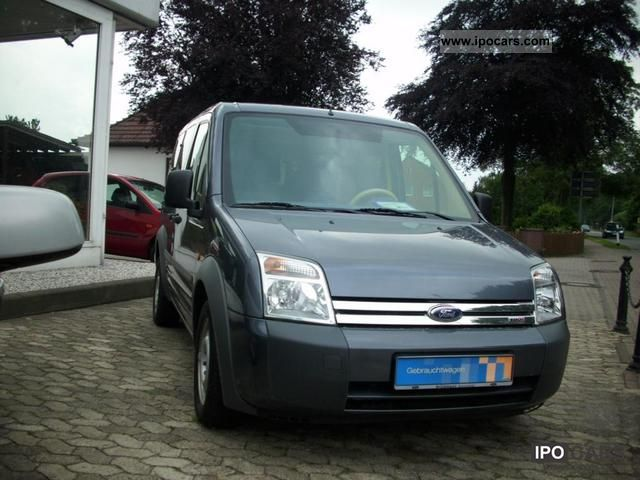 2007 Ford Transit Connect Short Glx Car Photo And Specs