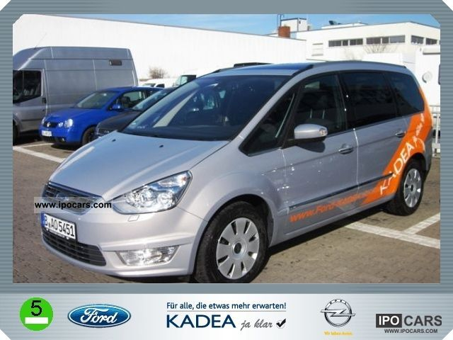 2012 Ford  Galaxy 1.6 TDCi Titanium Xenon Vision SD Van / Minibus Used vehicle photo