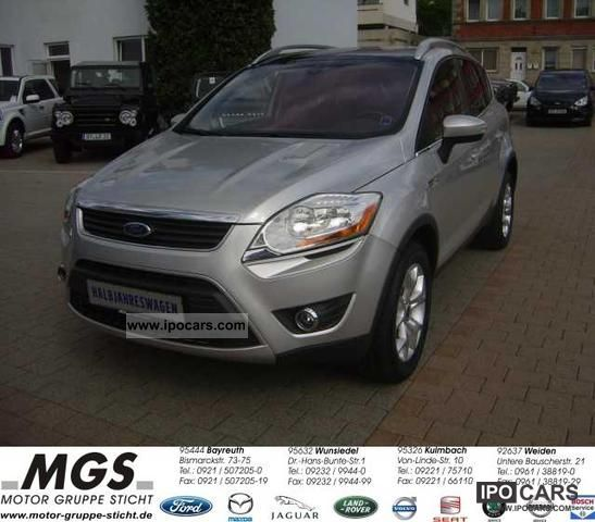 2010 Ford  Kuga Trend 2.0 liter. TDCi 2WD SUV Off-road Vehicle/Pickup Truck Used vehicle photo
