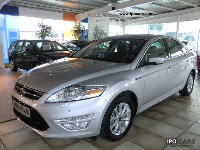 2011 Ford  Mondeo Titanium 5-door sedan automatic beverage Limousine Used vehicle photo