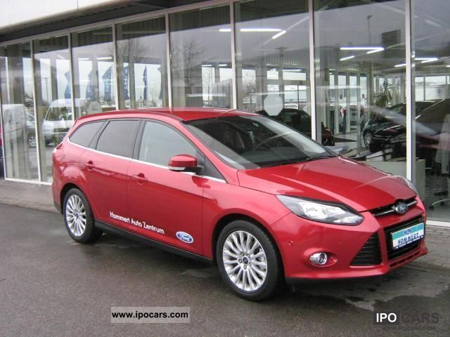 2012 ford focus titanium 1 6 tdci 110kw tournament estate car used. Cars Review. Best American Auto & Cars Review