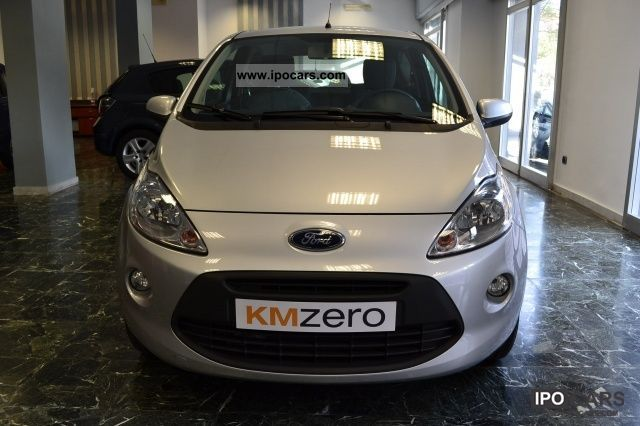 2012 Ford  Ka + 2012 diesel KM0 Limousine Pre-Registration photo