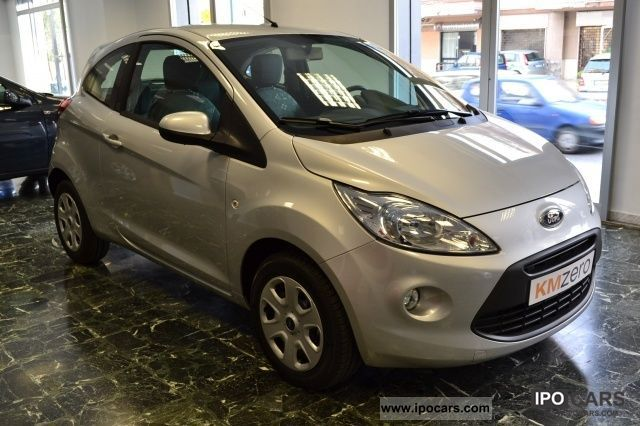 2012 ford ka 2012 diesel km0 car photo and specs. Black Bedroom Furniture Sets. Home Design Ideas