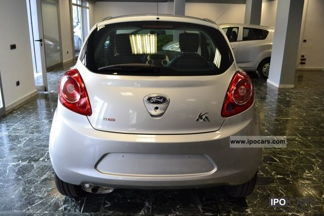 2012 Ford Ka 2012 Diesel Km0 Car Photo And Specs