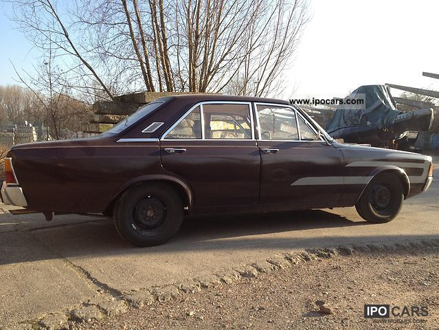 Ford  Taunus 17M P7 vintage 1971 Vintage, Classic and Old Cars photo