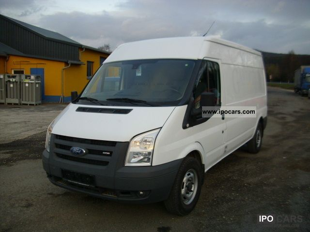 2007 Ford  FT 350 L TDCi net 11 500 truck Van / Minibus Used vehicle photo
