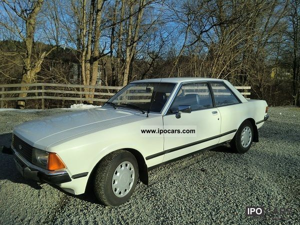 Ford  Granada 2.8i V6 mkII 2-door 1978 Vintage, Classic and Old Cars photo