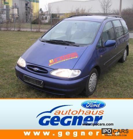 2000 Ford  Galaxy 1.9 TDI Van / Minibus Used vehicle photo