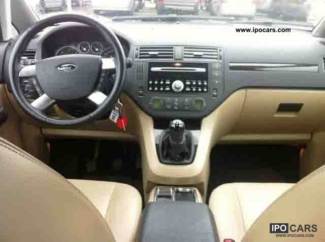 2006 ford 1 8 tdci 115 ghia car photo and specs. Black Bedroom Furniture Sets. Home Design Ideas