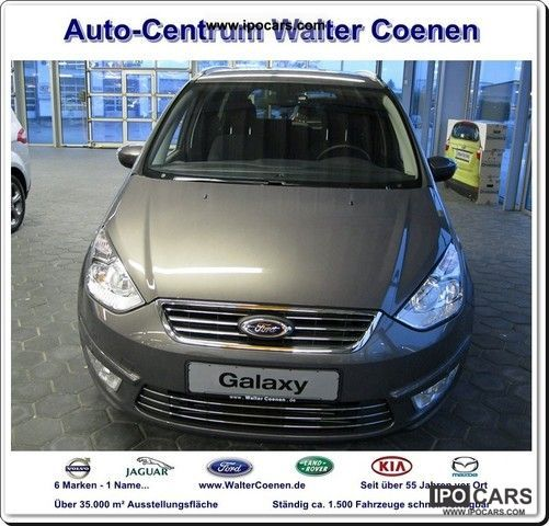 2012 Ford  Galaxy 2.0 TDCi DPF Aut. Titanium Van / Minibus Demonstration Vehicle photo