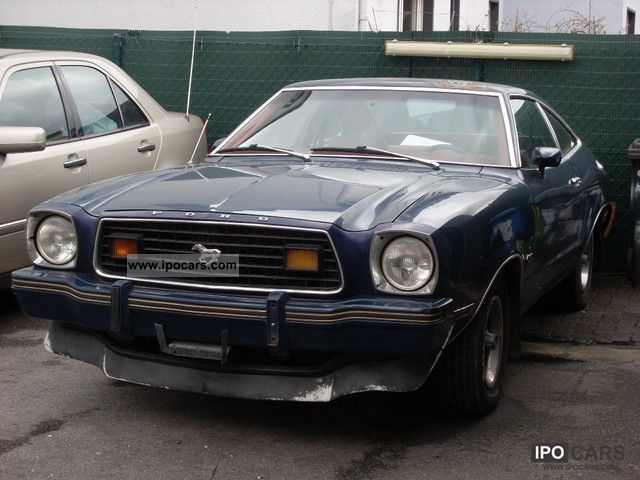 1978 Ford  Mustang II Hatchback ** FULL ** Sports car/Coupe Used vehicle photo