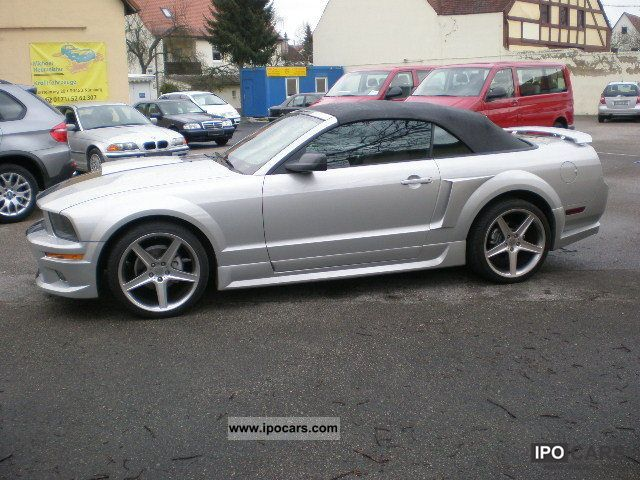 2006 Ford  4.0 Mustang V6 Convertible Shelby KIT / 20 CUSTOMS Cabrio / roadster Used vehicle photo