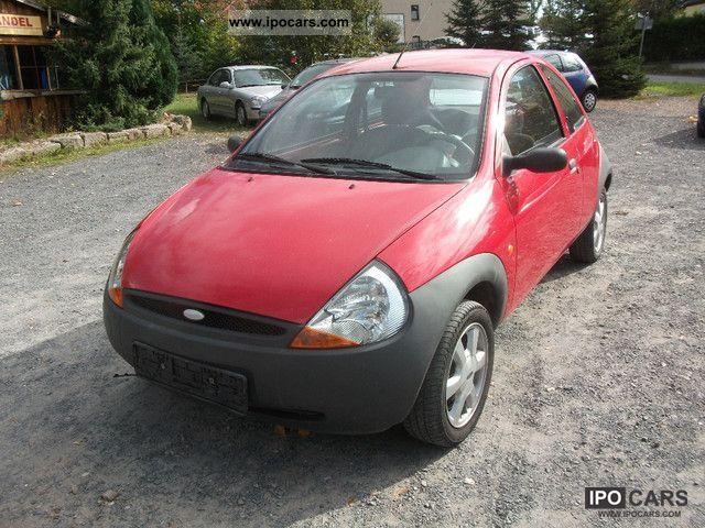 2003 Ford  Ka AIR Small Car Used vehicle photo
