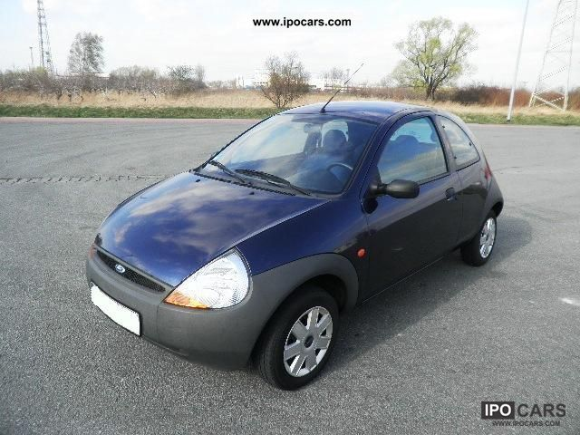 2003 Ford  Ka EURO4 Small Car Used vehicle photo
