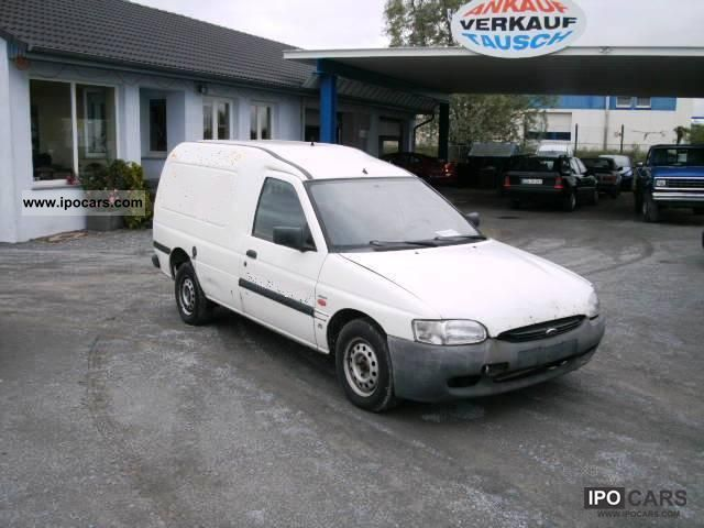 2001 Ford  Express 1.8 TD Van / Minibus Used vehicle photo