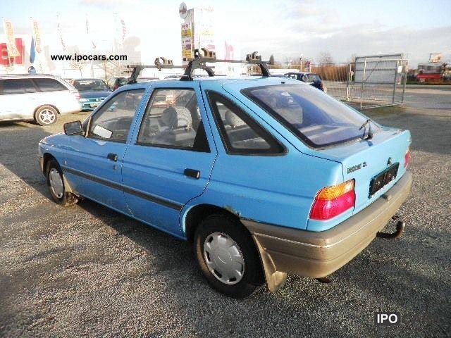 1991 Ford Escort 19L L4 Filtro de Aceite - knfiltroscom