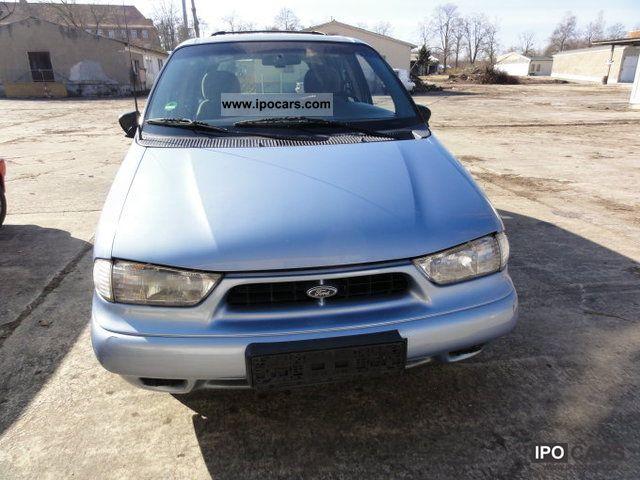 1999 Ford  Windstar Van / Minibus Used vehicle photo