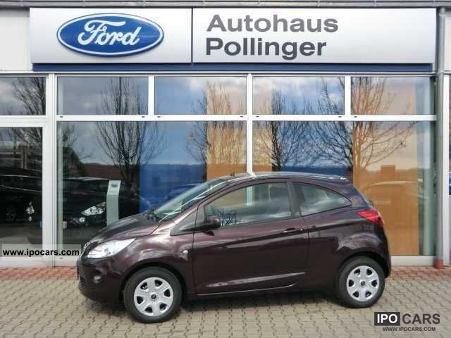 2012 Ford  Ka Edition includes protection letter Limousine Pre-Registration photo