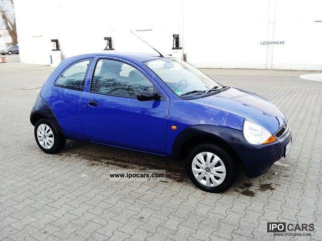 1998 Ford  Ka Blue Line Small Car Used vehicle photo