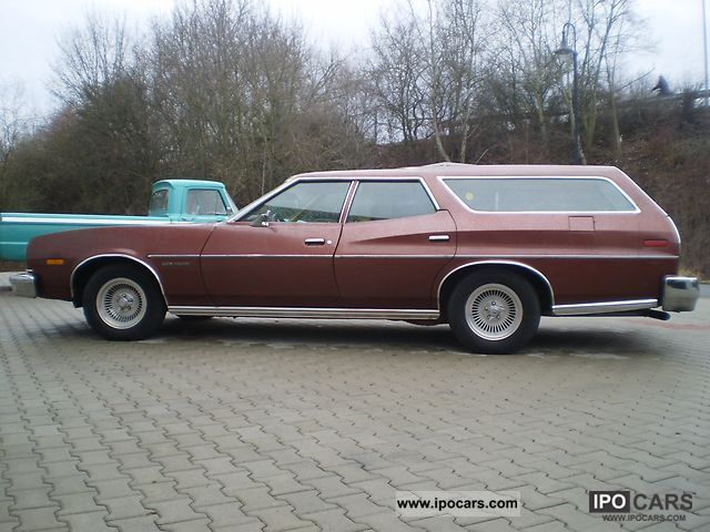 Ford  Torino Station Wagon 1974 Vintage, Classic and Old Cars photo