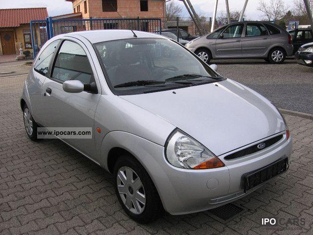 2005 Ford  Ka climate ** ** 60TKM Small Car Used vehicle photo