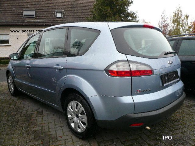 2007 ford s max tdci hitch car photo and specs. Black Bedroom Furniture Sets. Home Design Ideas