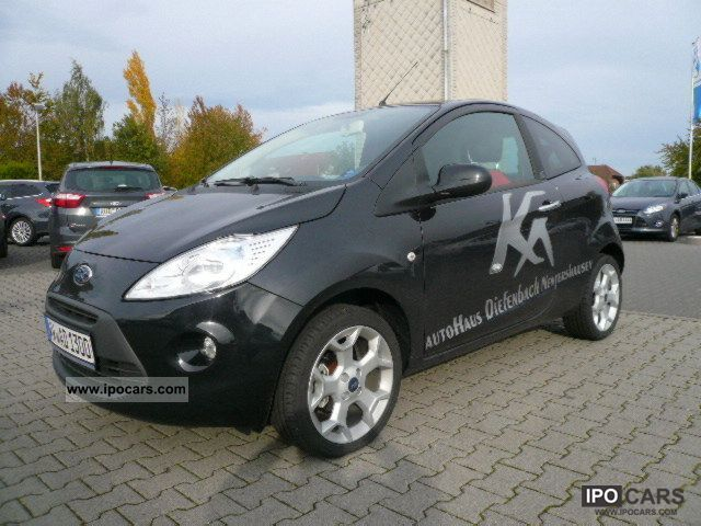 2011 Ford  Ka Titanium + heated seats + 16 \ Small Car Demonstration Vehicle photo