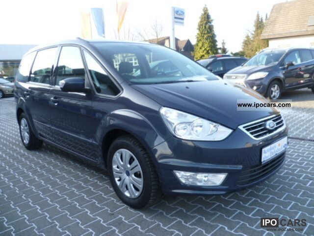2011 Ford  Trend Galaxy 7 seats + Navigation + park-Pilot Van / Minibus Employee's Car photo