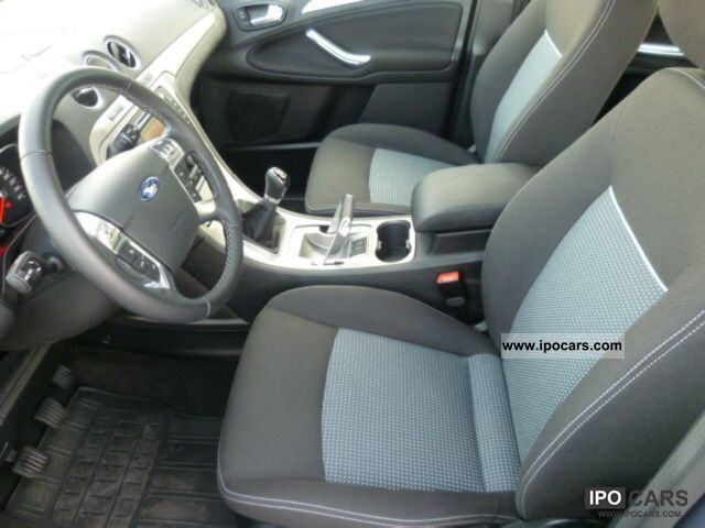 2011 Ford Trend Galaxy 7 Seats Navigation Park Pilot