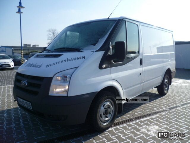 2011 Ford  Transit FT 260 K-box truck City Light Van / Minibus Demonstration Vehicle photo