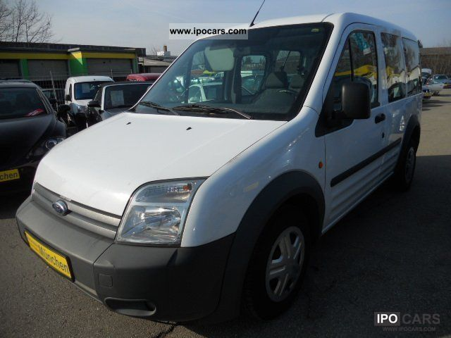 2009 Ford  Tourneo combined air Estate Car Used vehicle photo