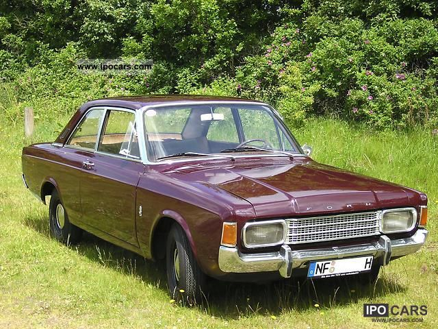 1971 Ford  Taunus Limousine Classic Vehicle photo