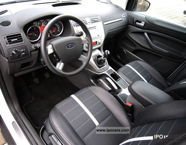 2010 Ford Kuga 2 0 Tdci Titanium Navi Dt Fzg Car Photo And Specs