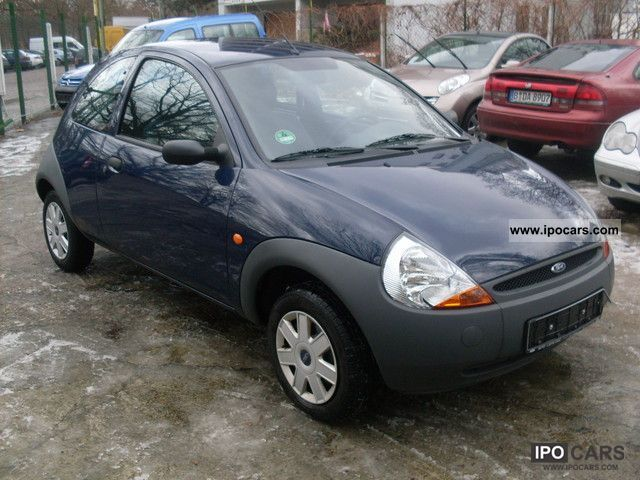 2008 Ford  Ka 1.3 44kW student only 17,000 km, accident free, Gara Small Car Used vehicle photo