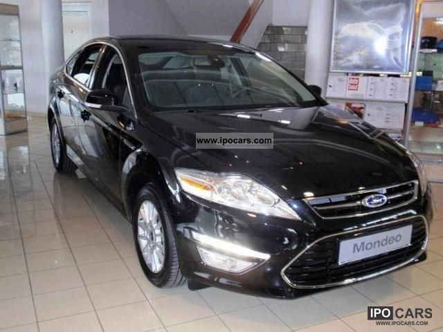2011 Ford  Mondeo Titanium Limousine Demonstration Vehicle photo