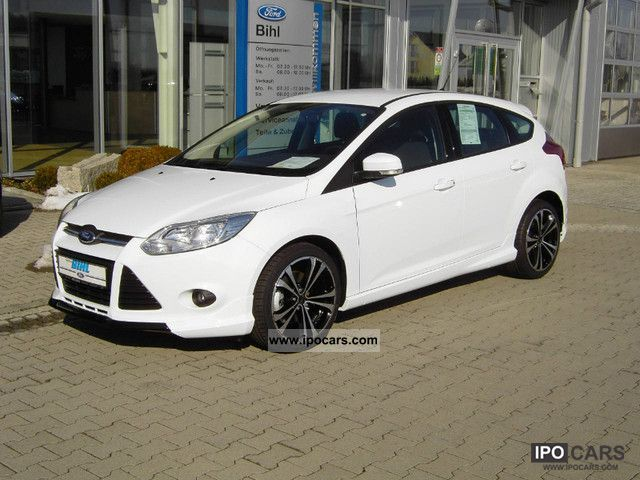 2012 ford focus 1.6 tdci with sport package - car photo and specs