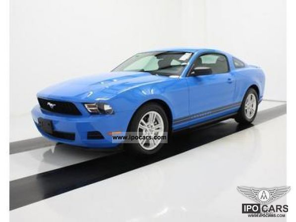2011 Ford  2011 Mustang 3.7 V6 Coupe Offer Price Sports car/Coupe Used vehicle photo