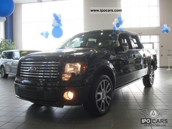 2009 Ford  F 150 Harley Davidson 2010 Crew Cab 5.4L V8 Off-road Vehicle/Pickup Truck Used vehicle photo