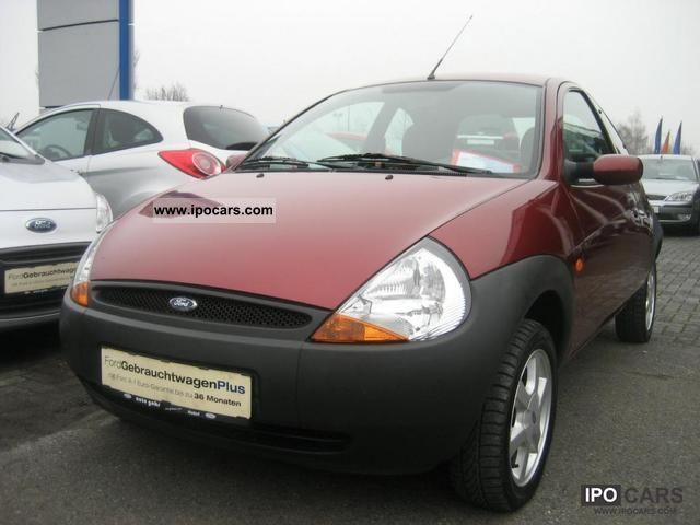 2003 Ford  Ka 1.3 Finesse Small Car Used vehicle photo