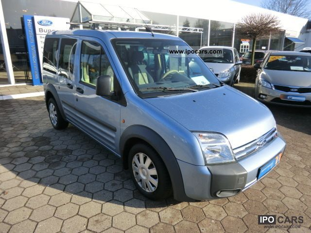 2007 Ford  Tourneo Connect GLX Estate Car Used vehicle photo