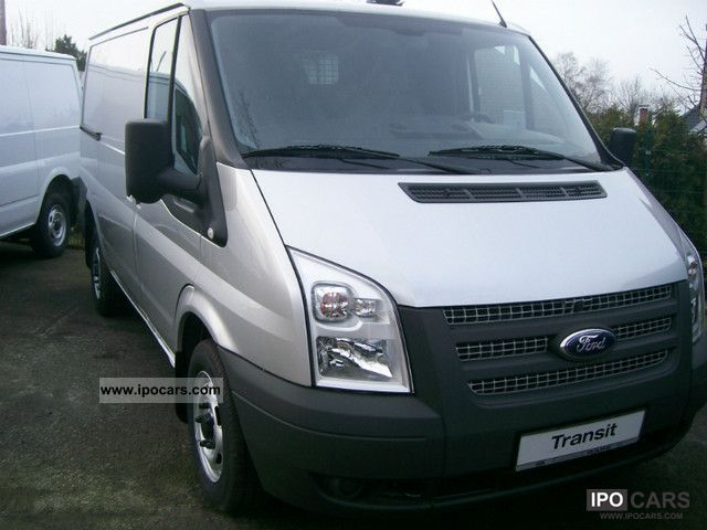 2011 Ford  FT 260 K TDCi VA City Light Trucks / EURO 5 / TOP! Van / Minibus Used vehicle photo