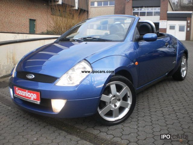 Ford  STREETKA: FULL: LEATHER: CLIMATE: LPG GAS: NAVI: PDC 2006 Liquefied Petroleum Gas Cars (LPG, GPL, propane) photo