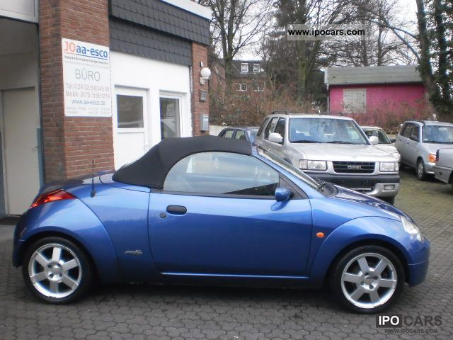 2006 ford streetka full leather climate lpg gas navi. Black Bedroom Furniture Sets. Home Design Ideas