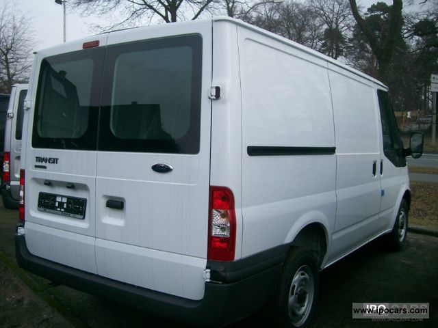 2012 Ford  FT 260 K TDCi VA City Light Trucks / EURO 5 / TOP! Van / Minibus Used vehicle photo